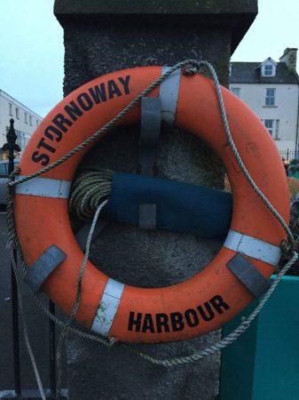 Stornoway Harbor