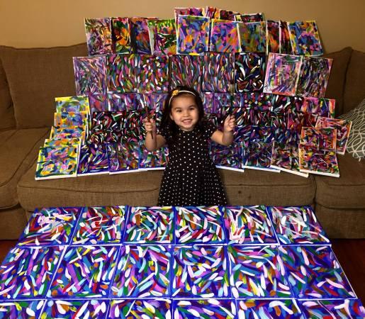Lilyanne Inspiring Little Citizens Finalist
