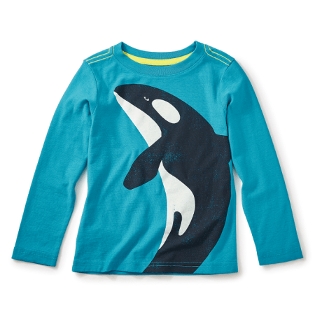 Globally Inspired Orca Graphic Tee