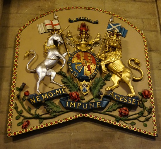 Scotland Royal Coat of Arms