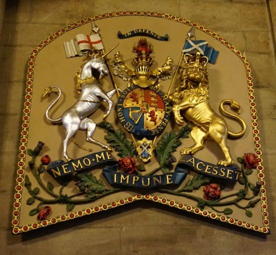 Scotland Royal Coat of Arms