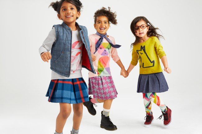 girls back to school clothes