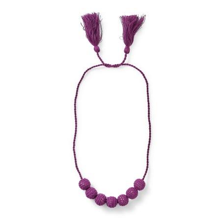 Peppercorn Kids Crochet Necklace Girls Necklace