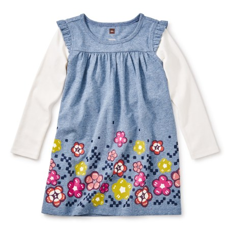 mackintosh inspired girls dress