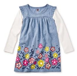 mackintosh inspired girls dress
