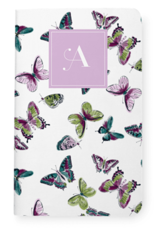 Fall 2017 May Designs Butterfly Print