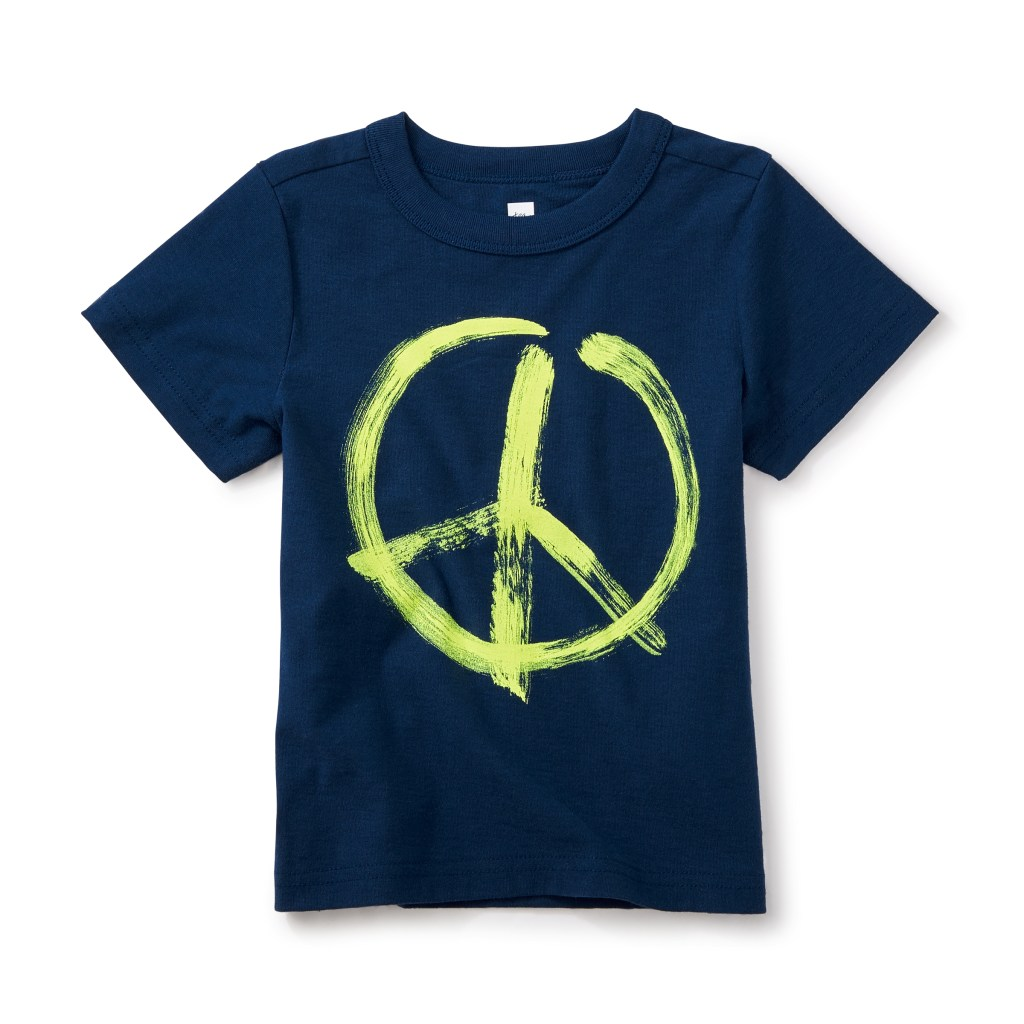 Peaceful Graphic Tee