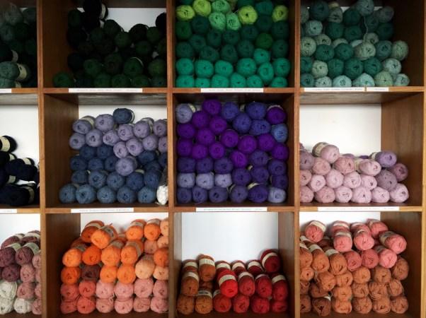 Jamiesons Shetland Yarn