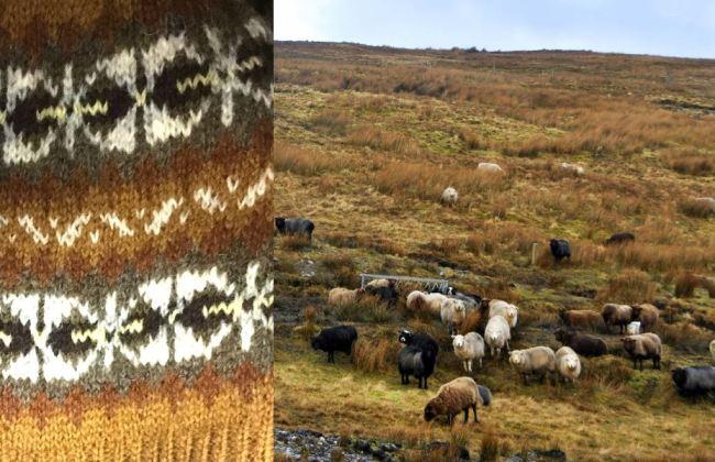 Fair Isle Knits Shetland Islands