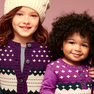 Girls holiday sweaters
