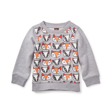 Fox and Badger Popover