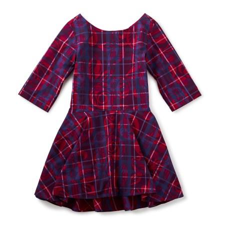 Culzean Castle Ruffle Dress