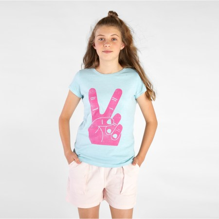 Tween clothing Peace Sign Graphic Tee