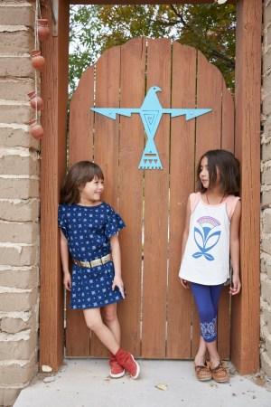 Isleta Pueblo Kids