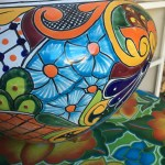 Talavera pottery New Mexico