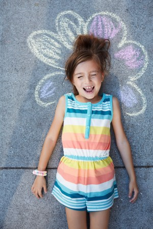 Tween Knit Romper