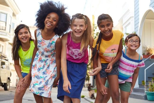 Tween Girls Clothes