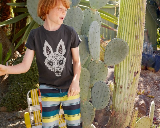 Boys Calavera Graphic Tee