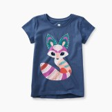 Girls Desert Fox Graphic Tee