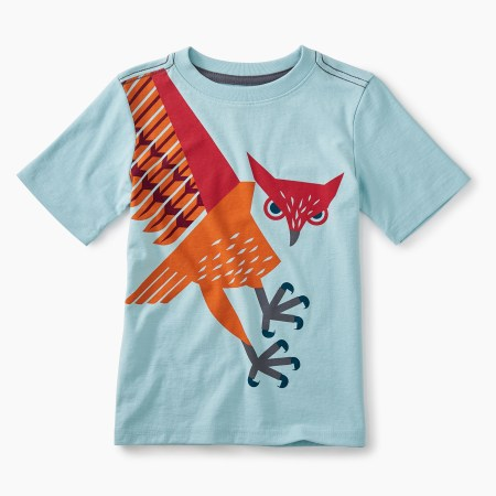 Boys Owl Graphic Tee