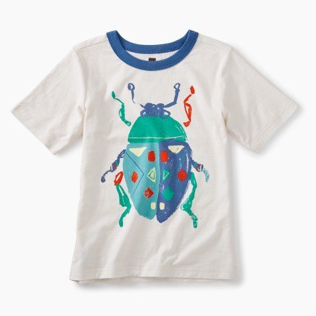 Boys Beetle Graphic Tee