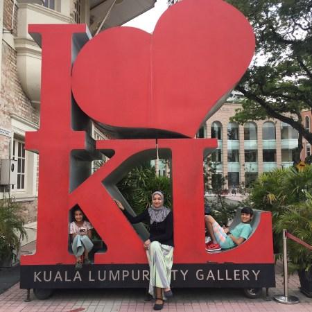 Family Vacation Kuala Lumpur