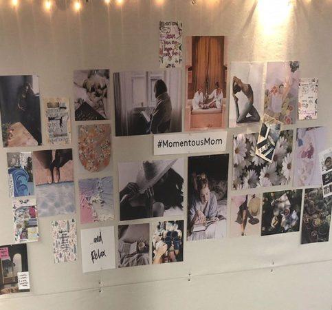 momentousmom wall