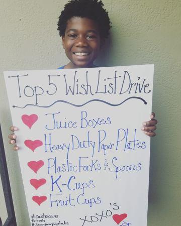 Inspiring Little Citizens 2017 Cash