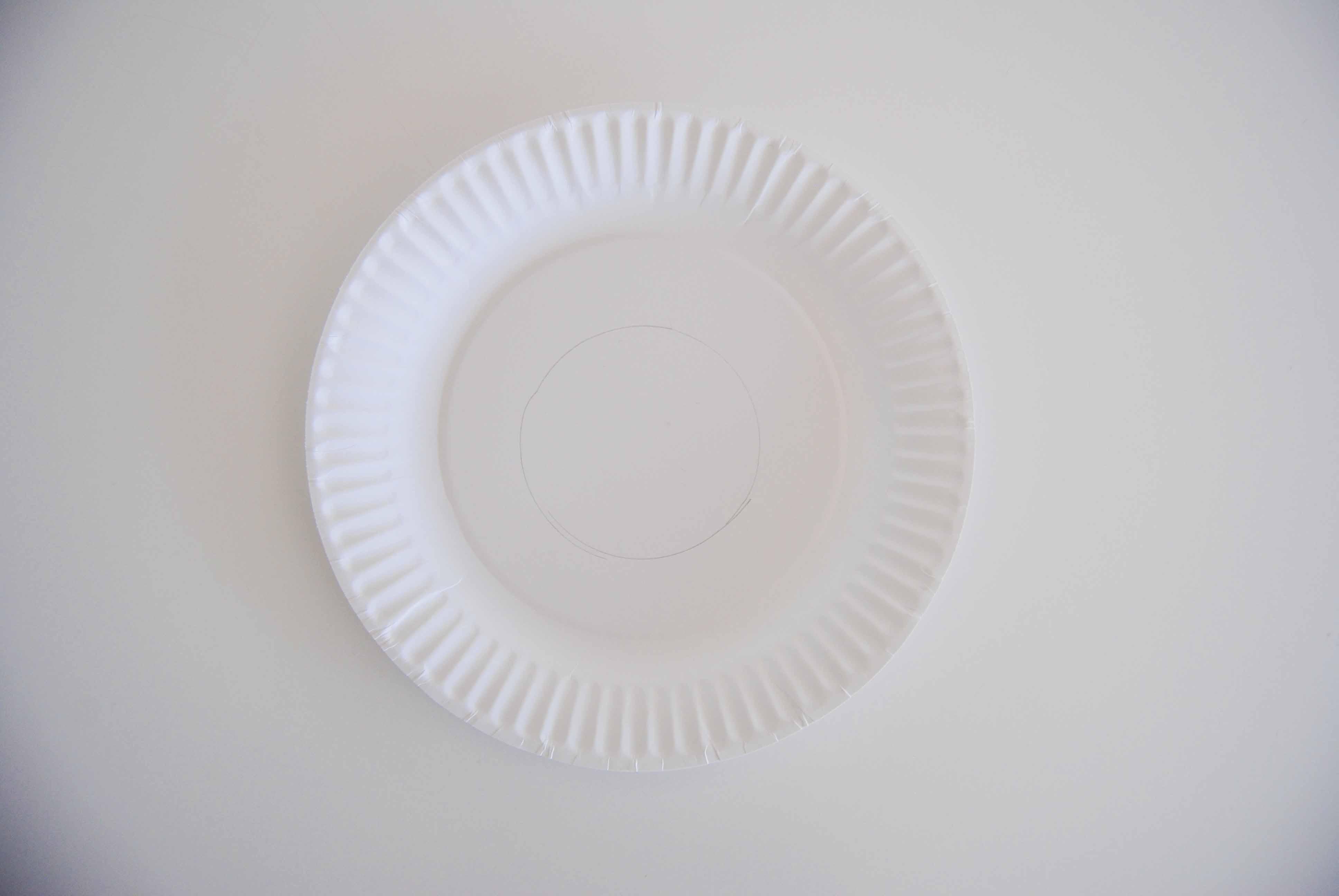 Paper Plate Circle