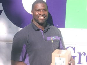 Dallas FedEx Ground Driver Willie