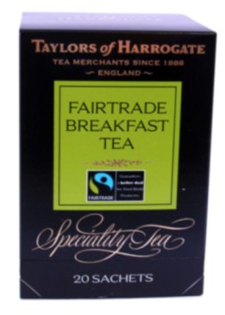 Taylors Fair Trade Tea Bags