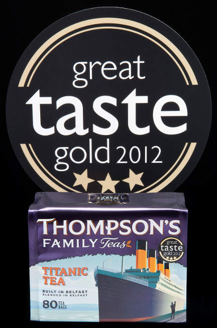 titanic great taste awards smaller