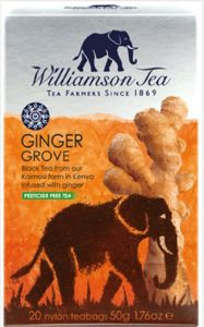 Williamson Ginger Grove Tea