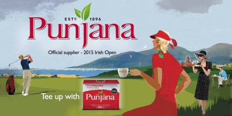 Punjana Irish Open