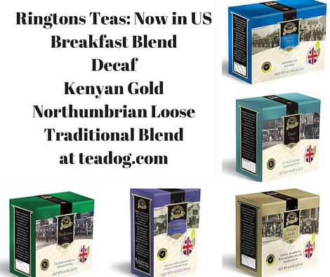 Ringtons Tea- Now in US