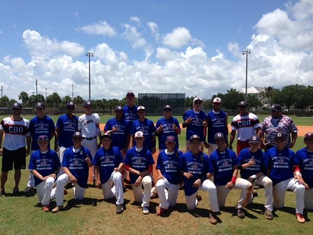 Cannons Baseball Academy (14u Champs)