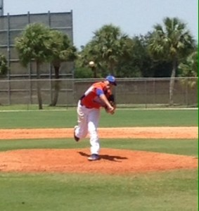 RHP Anthony Maldonado