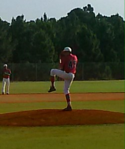 RHP Christopher Rodriguez