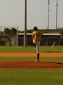 RHP James Marinan