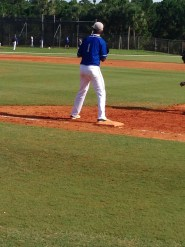 Michael Rothenberg C/1B Boca Thunder