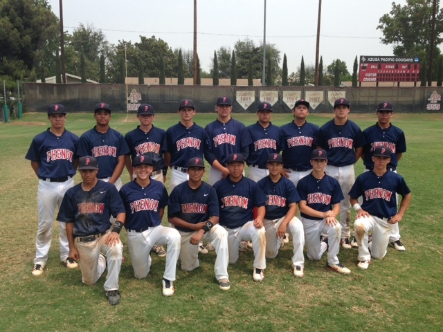 Champions of the 2014 Under Armour Southwest 16u