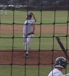 2015 RHP Gabe Armstrong