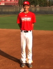C/RHP Nathan Walker (Univ. of San Diego commit)