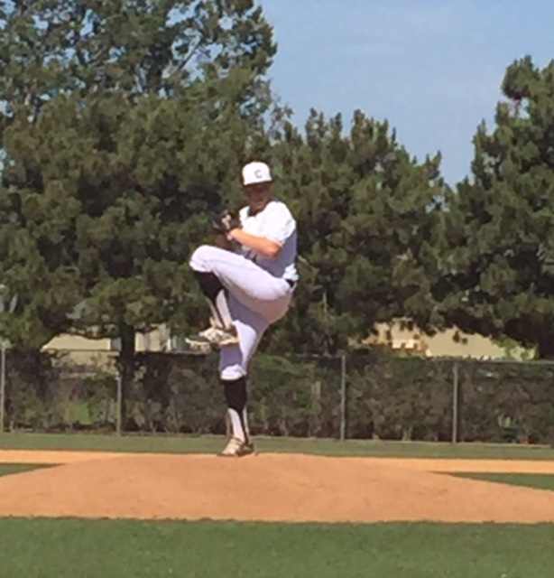 2017 RHP Hunter Cooper (Canyon HS)