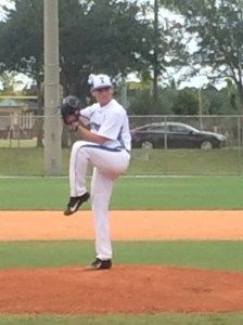 2015 RHP Adam Saks