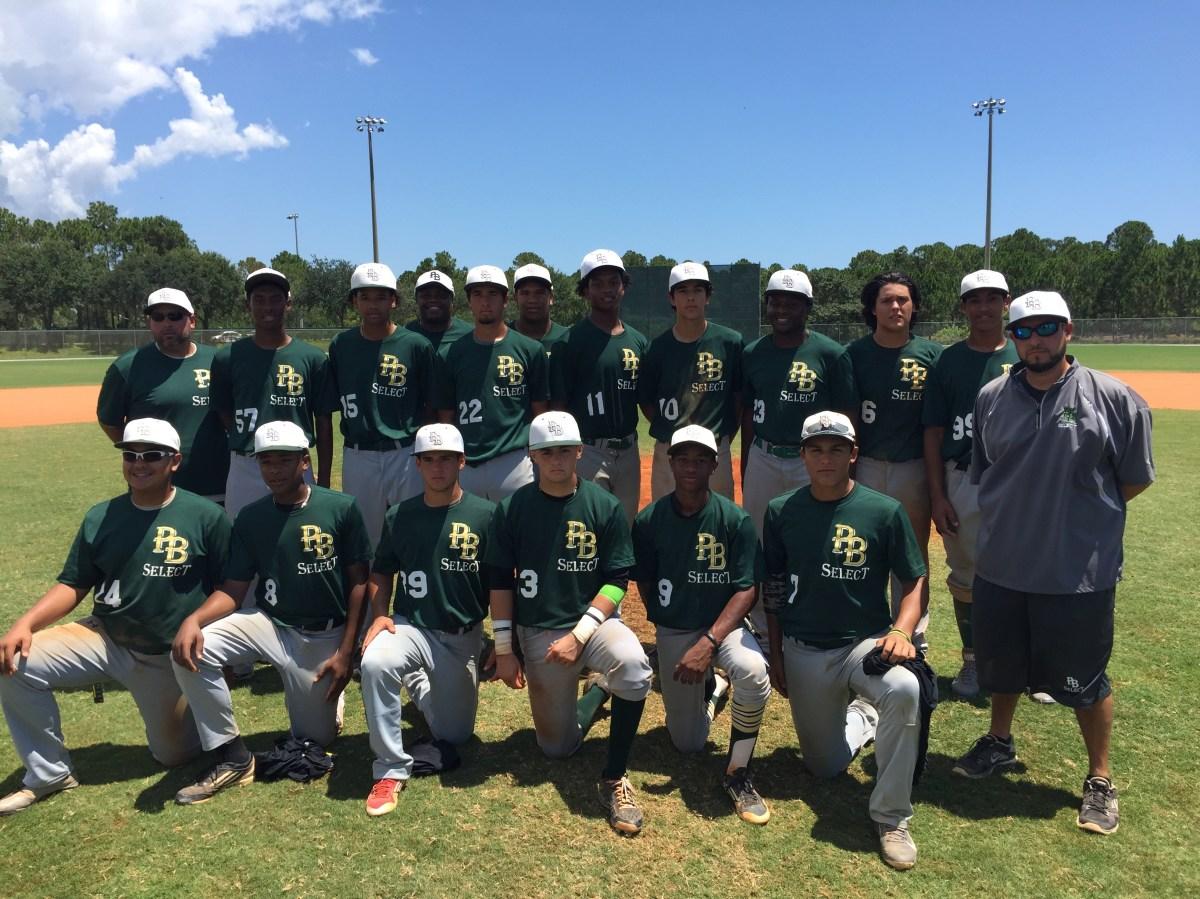 Palm Beach Select 16 (16u Division Champs)