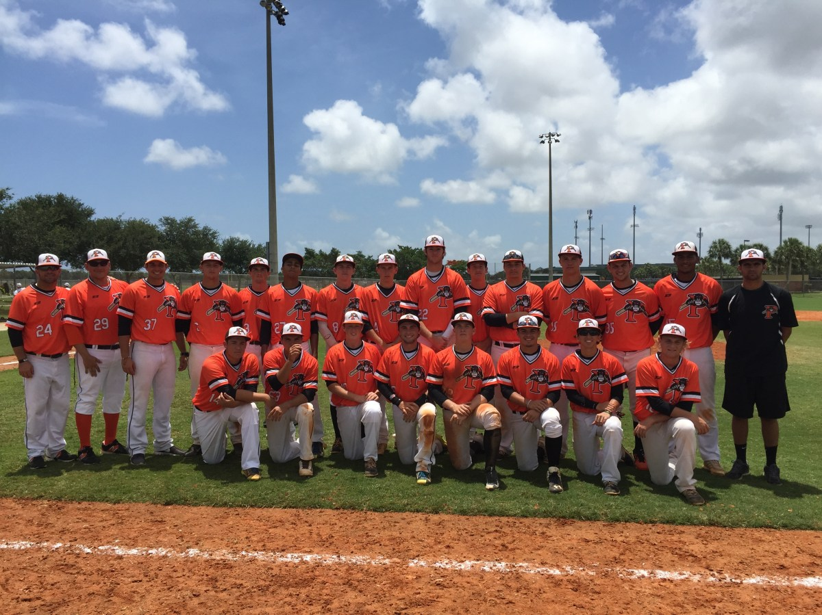 West Boca Panthers (18u Division Champs)