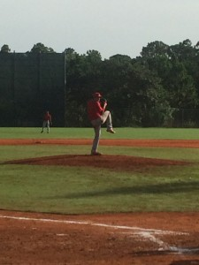 2017 LHP Nick Fusco