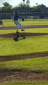 Andre Henson 2016 LHP