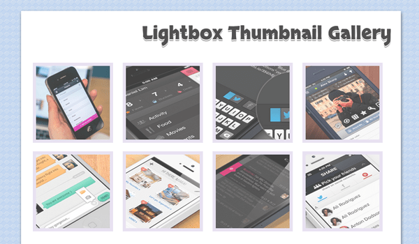 preview tutorial jquery lightbox plugin gallery